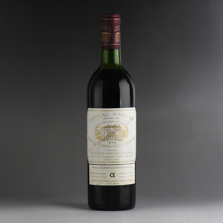 【送料無料】 [1975] シャトー・マルゴーフランス / ボルドー / 赤ワイン