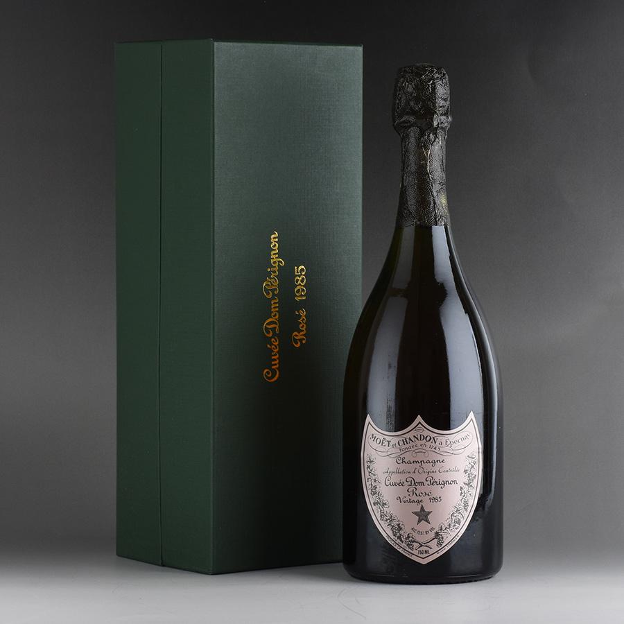 [1985] ドン・ペリニヨン ロゼ 【ギフト箱】フランス / シャンパーニュ / 発泡系・シャンパン