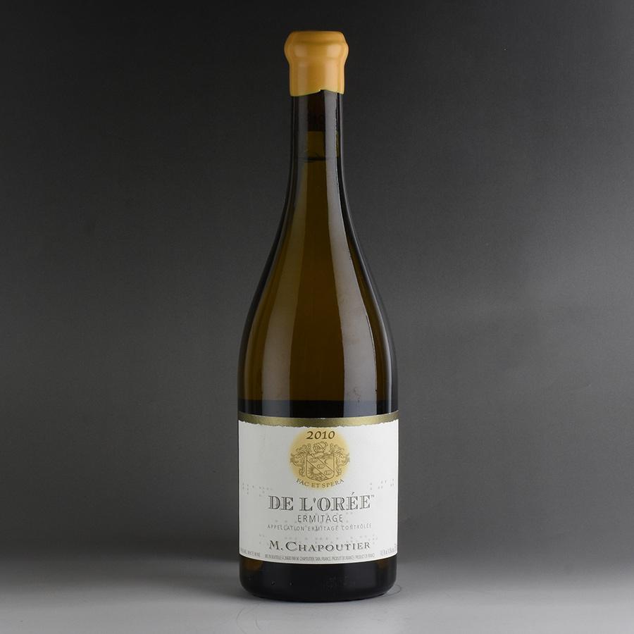 [2010] シャプティエ エルミタージュ ブラン・ド・ロレフランス / ローヌ / 白ワイン