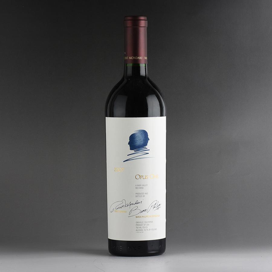 【送料無料】 [2007] オーパス・ワンアメリカ / カリフォルニア / 赤ワイン