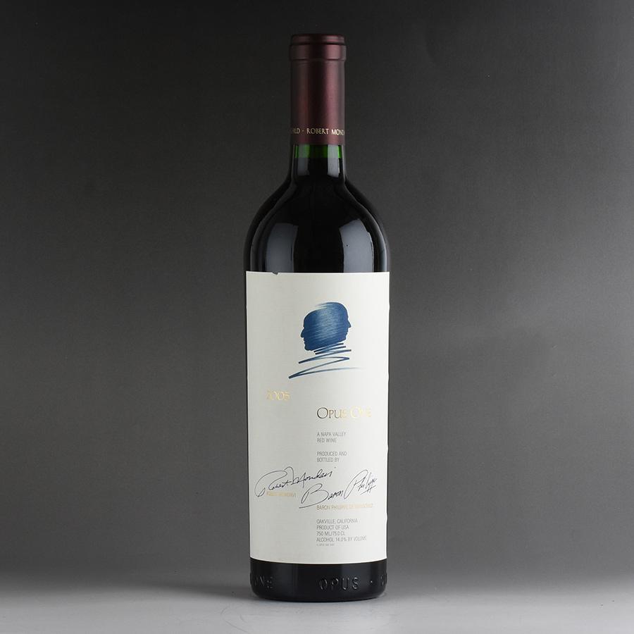 [2005] オーパス・ワン ※ラベル傷アメリカ / カリフォルニア / 赤ワイン