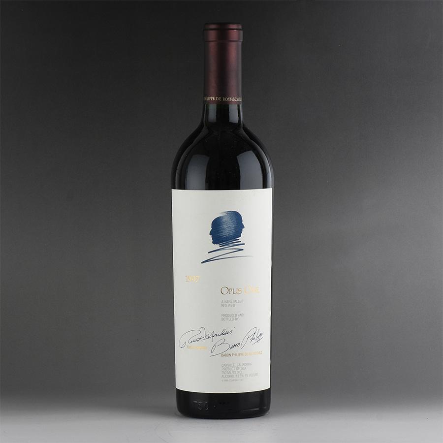【送料無料】 [1997] オーパス・ワンアメリカ / カリフォルニア / 赤ワイン