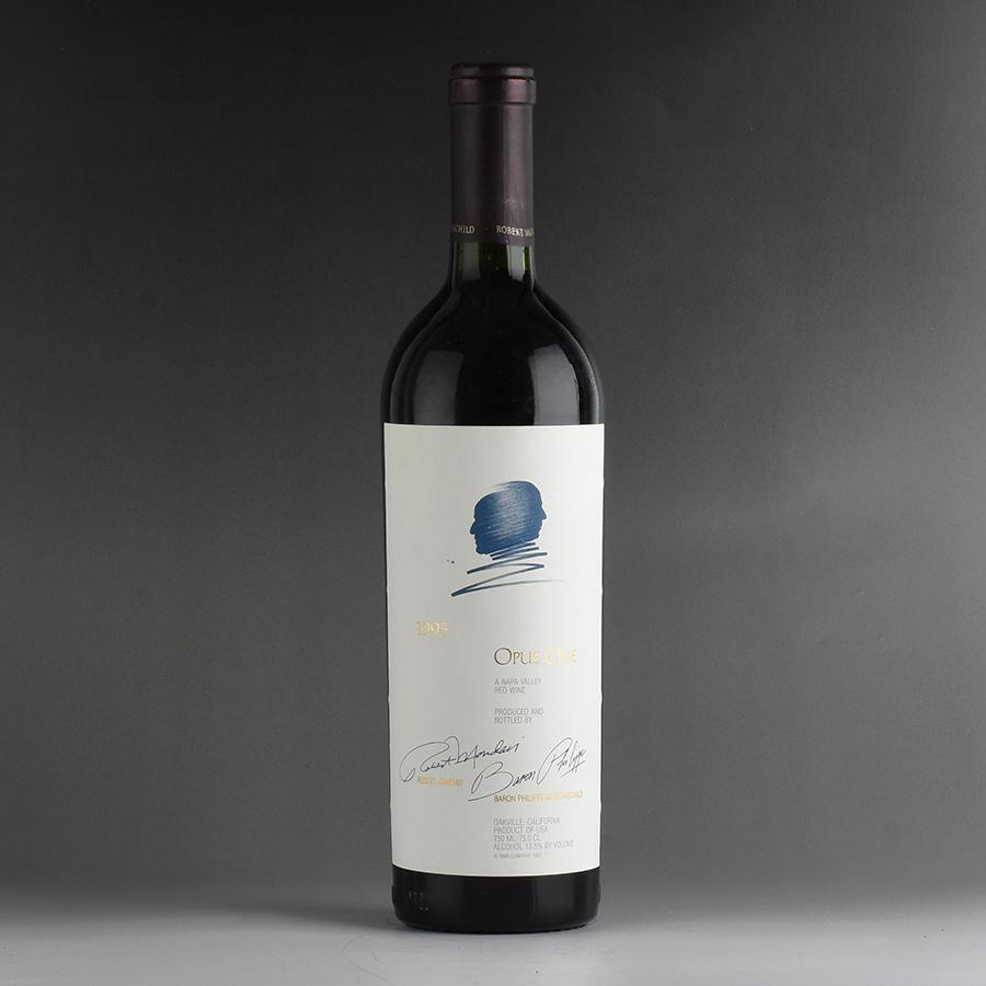 【送料無料】 [1995] オーパス・ワン ※ラベル傷アメリカ / カリフォルニア / 赤ワイン