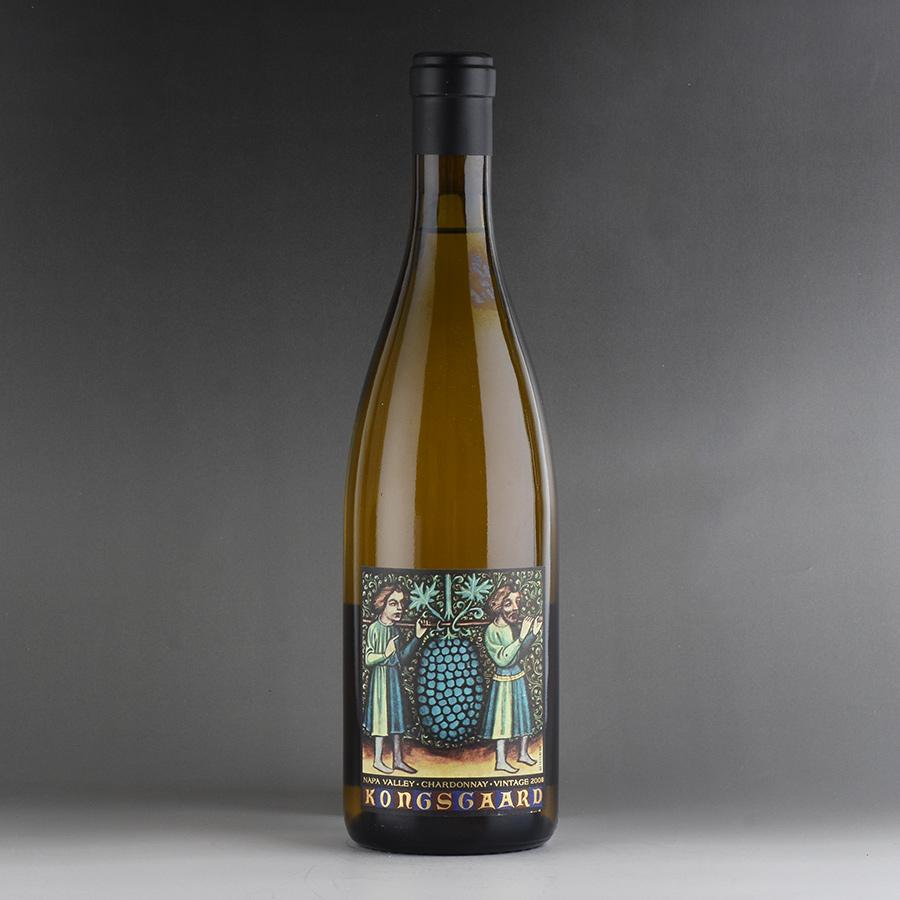 [2008] コングスガード シャルドネアメリカ / カリフォルニア / 白ワイン