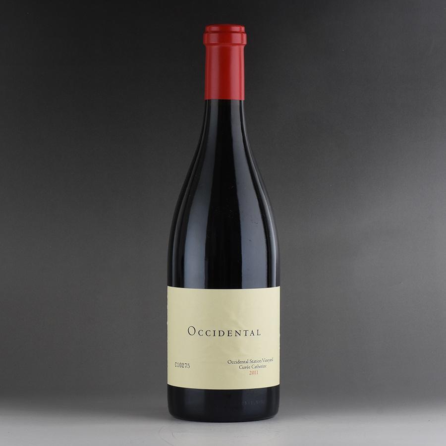 [2011] オクシデンタル ピノ・ノワール キュヴェ・キャサリン オクシデンタル・ステーションアメリカ / カリフォルニア / 赤ワイン