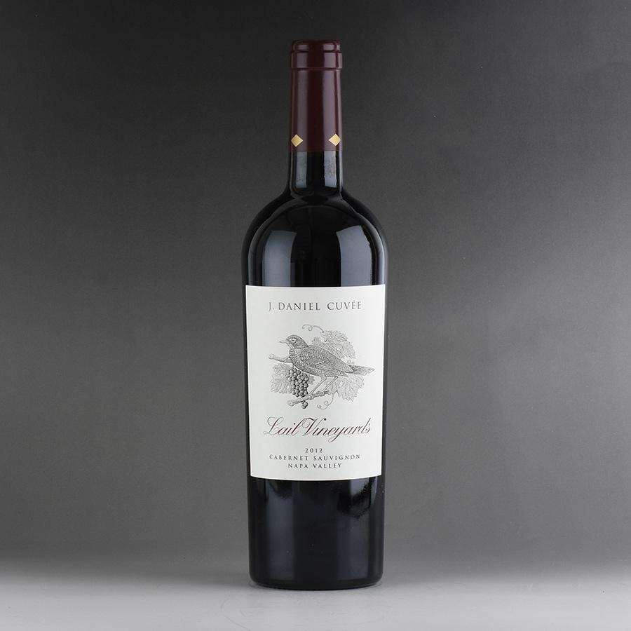 [2012] レイル・ヴィンヤーズ ジョン・ダニエル キュヴェ カベルネ・ソーヴィニヨンアメリカ / カリフォルニア / 赤ワイン