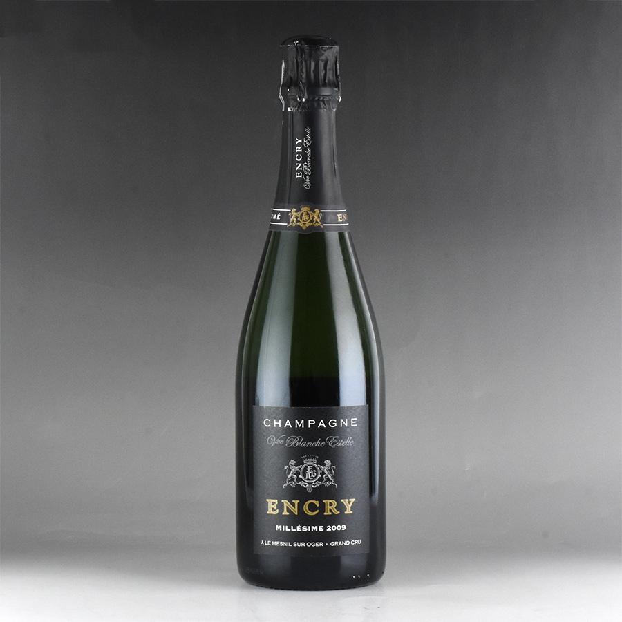 [2009] エンクリ ミレジム ブラン・ド・ブランフランス / シャンパーニュ / 発泡系・シャンパン