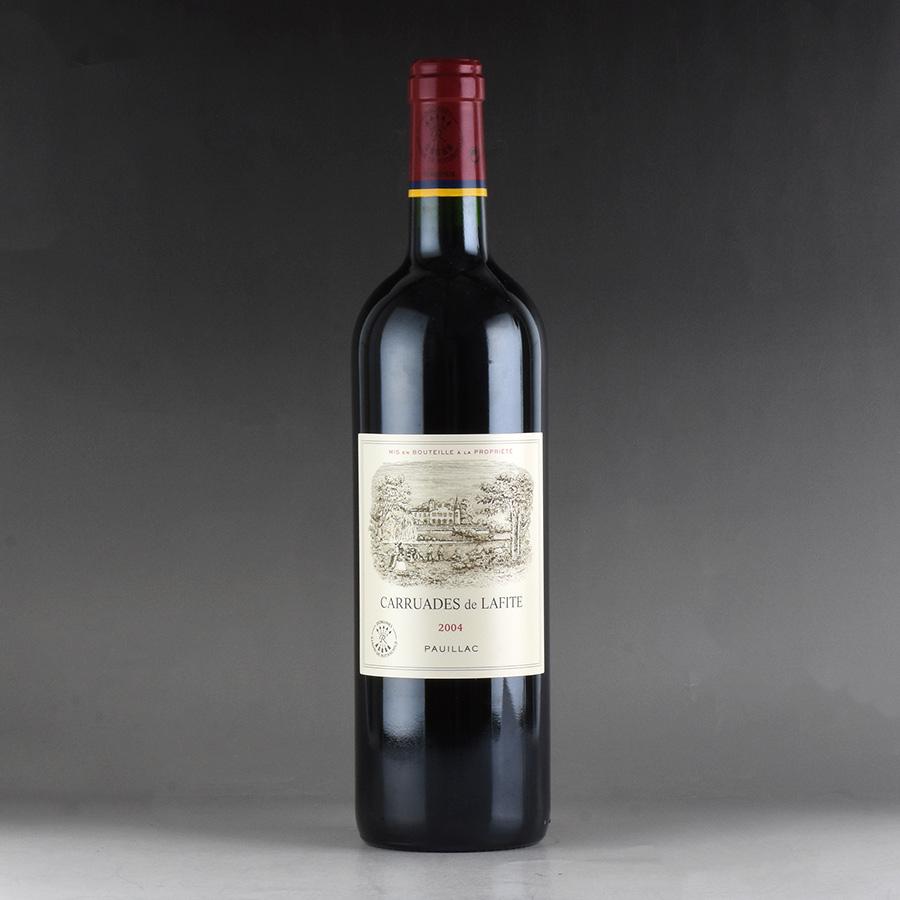 [2004] カリュアド・ド・ラフィット・ロートシルトフランス / ボルドー / 赤ワイン