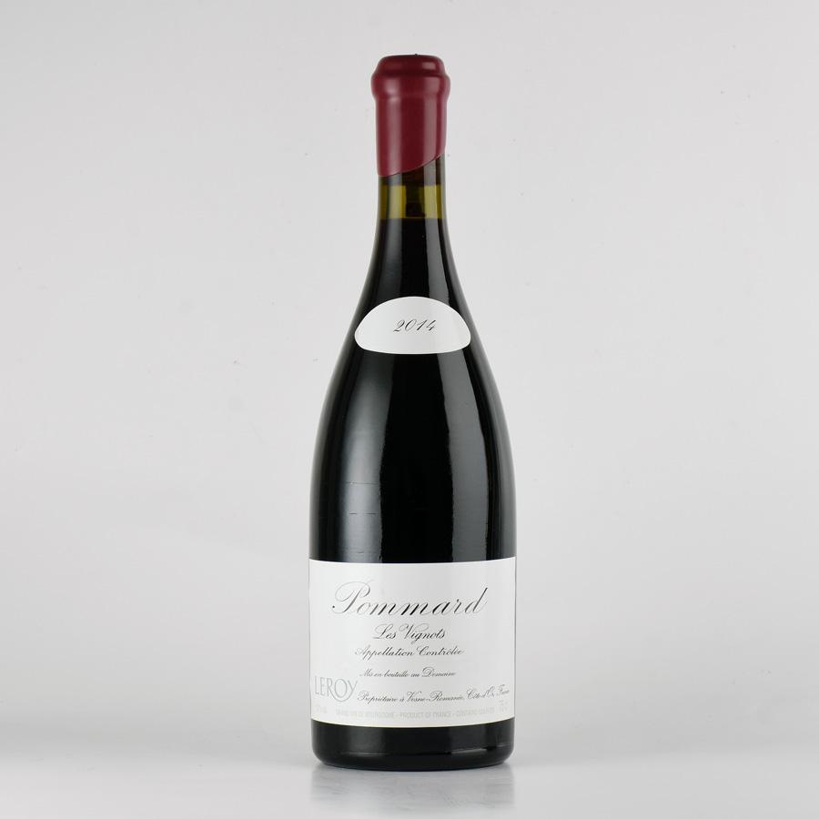 [2014] ドメーヌ・ルロワ ポマール レ・ヴィーニョフランス / ブルゴーニュ / 赤ワイン