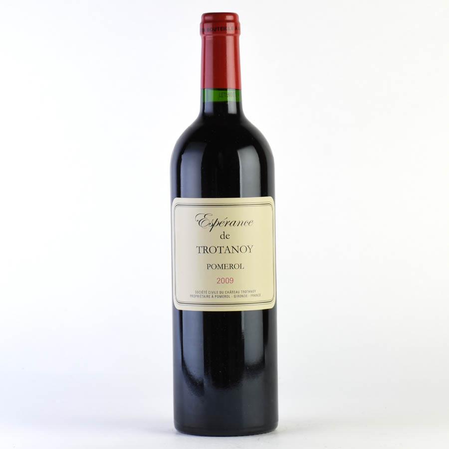 [2009] エスペランス・ド・トロタノワフランス / ボルドー / 赤ワイン