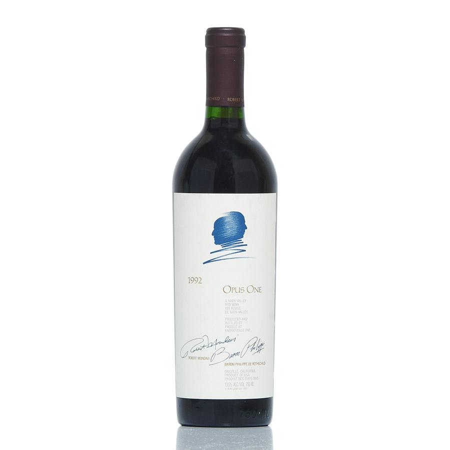[1992] オーパス・ワンアメリカ / カリフォルニア / 赤ワイン
