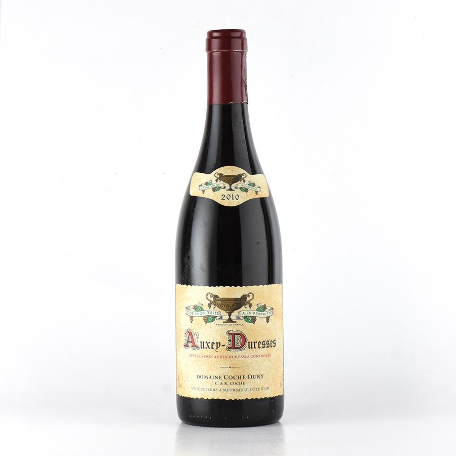 [2010] コシュ・デュリオーセイ・デュレスフランス / ブルゴーニュ / 赤ワイン