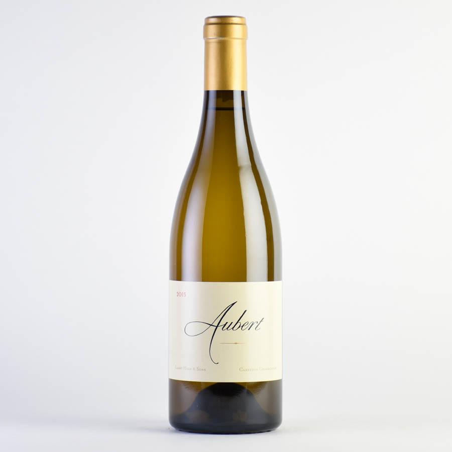 [2015] オーベールシャルドネ ラリー・ハイド&サンズ・ヴィンヤードアメリカ / カリフォルニア / 白ワイン