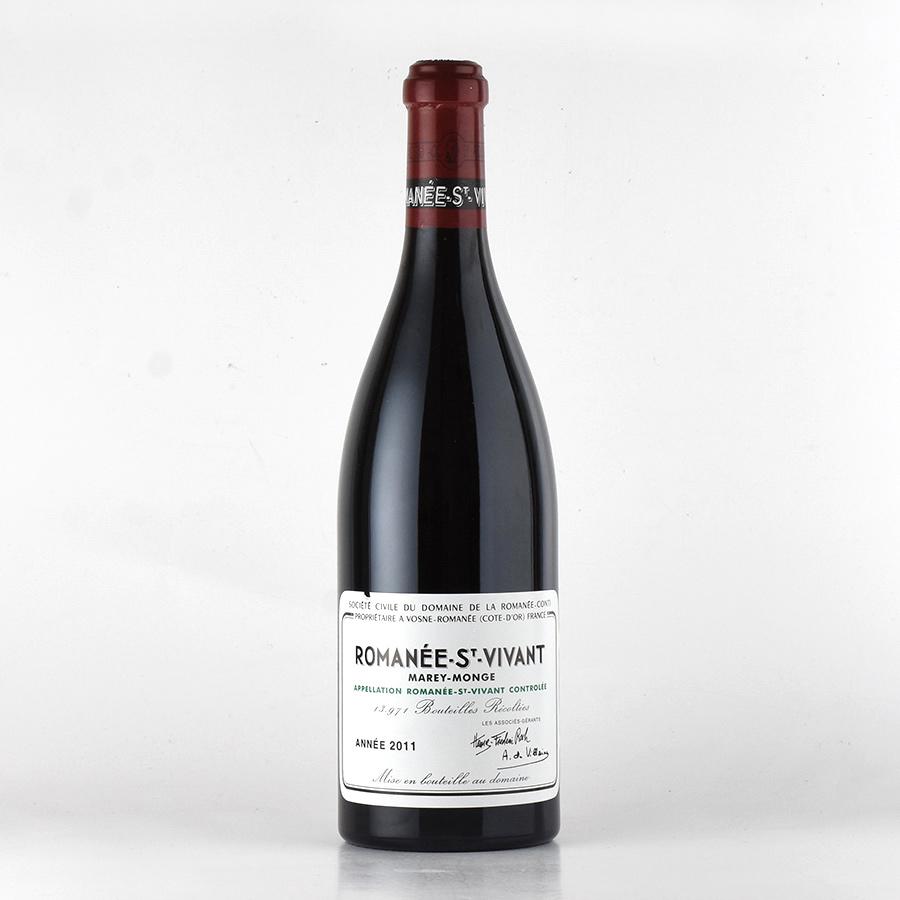 [2011] ドメーヌ・ド・ラ・ロマネ・コンティ DRCロマネ・サン・ヴィヴァンフランス / ブルゴーニュ / 赤ワイン