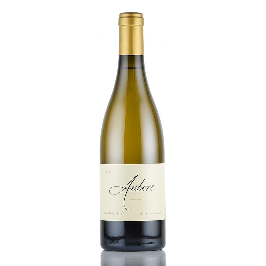 [2014] オーベールシャルドネ ラリー・ハイド&サンズ・ヴィンヤードアメリカ / カリフォルニア / 白ワイン