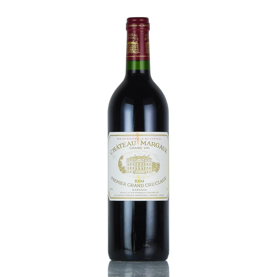 [1994] シャトー・マルゴーフランス / ボルドー / 赤ワイン[のこり1本]