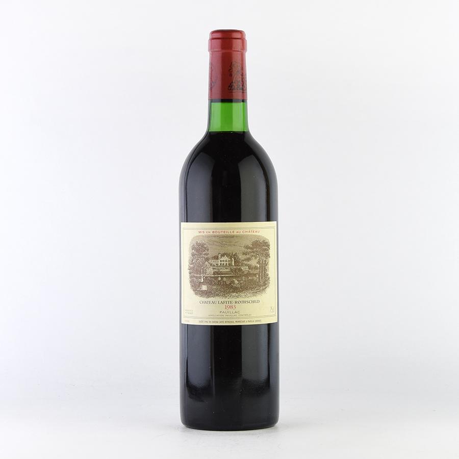 [1983] シャトー・ラフィット・ロートシルトフランス / ボルドー / 赤ワイン