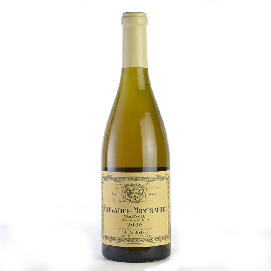 [2006] ルイ・ジャドシュヴァリエ・モンラッシェ750ml(フランス/ブルゴーニュ/白ワイン)