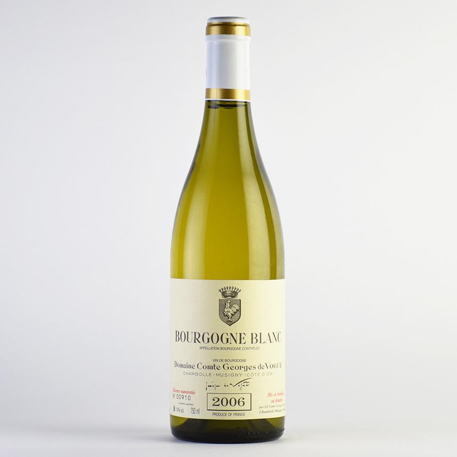 [2006] コント・ジョルジュ・ド・ヴォギュエブルゴーニュ・ブランフランス / ブルゴーニュ / 白ワイン