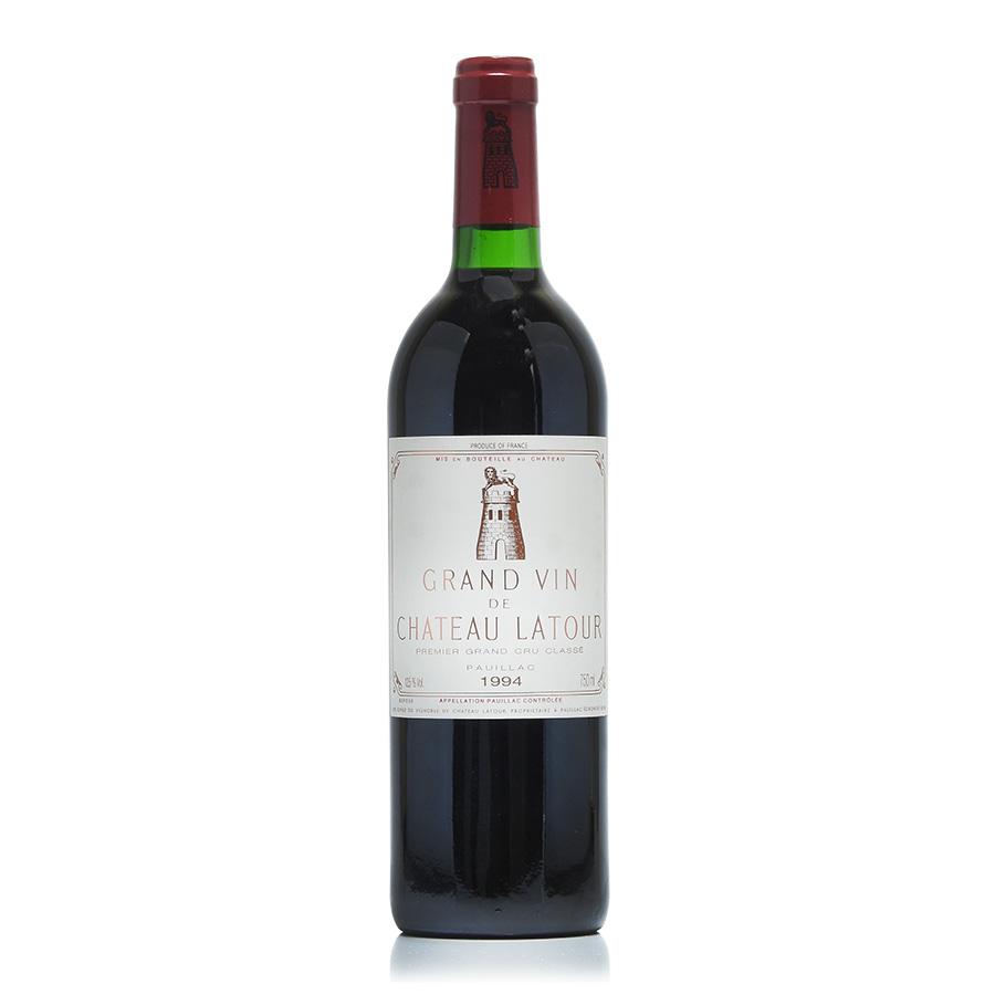 [1994] シャトー・ラトゥールフランス / ボルドー / 赤ワイン