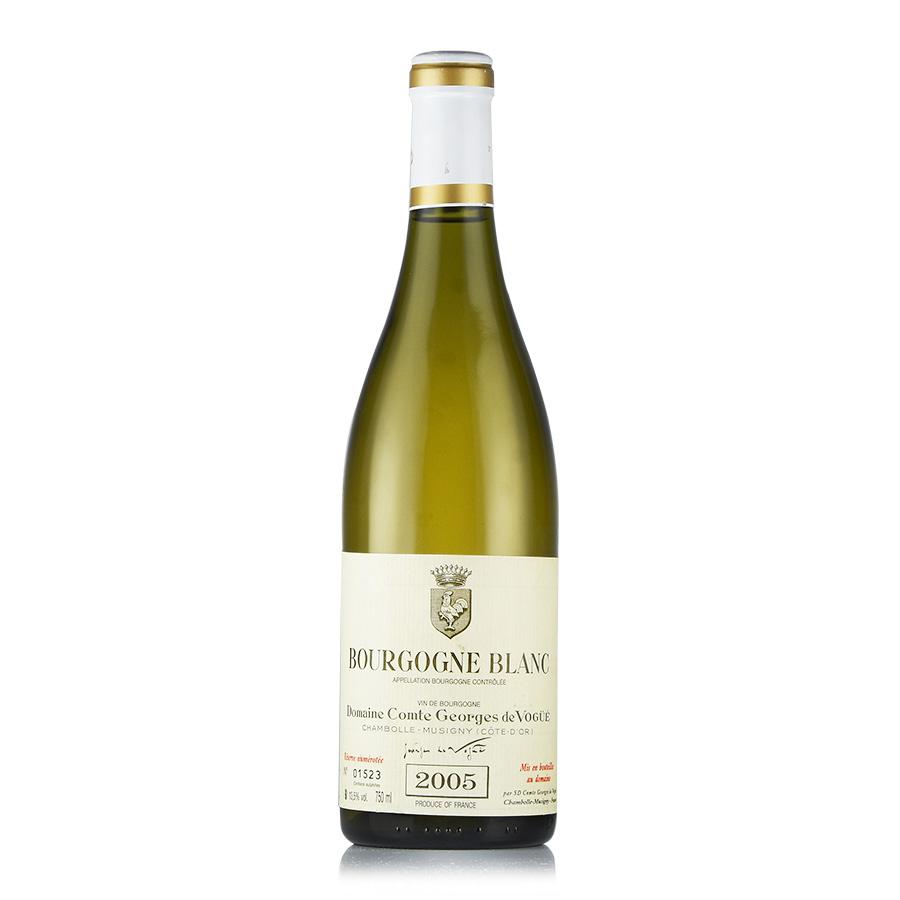 【新入荷★特別価格】[2005] コント・ジョルジュ・ド・ヴォギュエブルゴーニュ・ブランフランス / ブルゴーニュ / 白ワイン