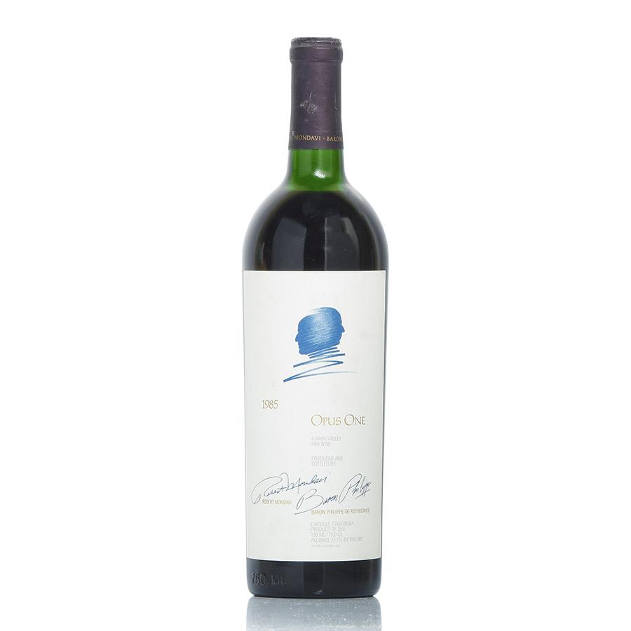 【新入荷★特別価格】[1985] オーパス・ワンアメリカ / カリフォルニア / 赤ワイン