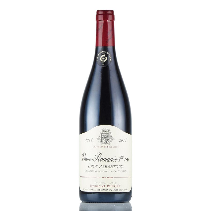 【送料無料】 [2014] エマニュエル・ルジェ ヴォーヌ・ロマネ クロ・パラントゥーフランス / ブルゴーニュ / 赤ワイン