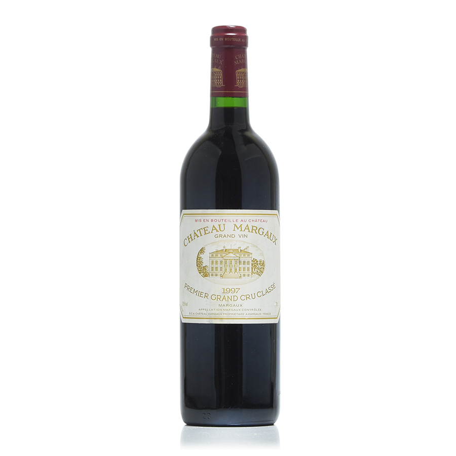 [1997] シャトー・マルゴーフランス / ボルドー / 赤ワイン[のこり1本]