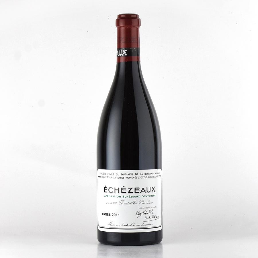 [2011] ドメーヌ・ド・ラ・ロマネ・コンティ DRCエシェゾーフランス / ブルゴーニュ / 赤ワイン