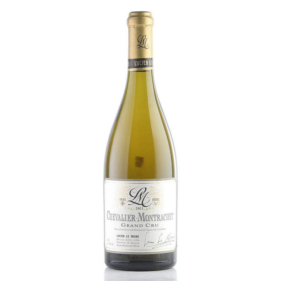 [2011] ルシアン・ル・モワンヌシュヴァリエ・モンラッシェフランス / ブルゴーニュ / 白ワイン