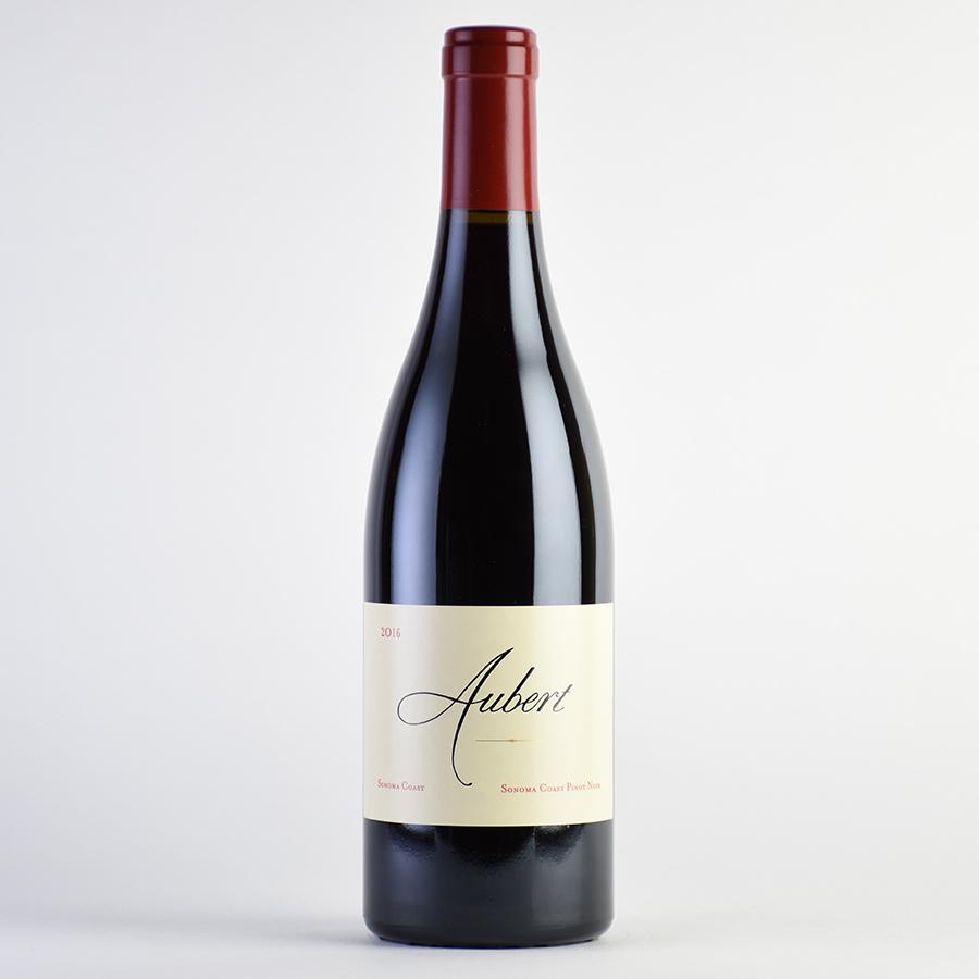 [2016] オーベールピノ・ノワール ソノマ・コーストアメリカ / カリフォルニア / 赤ワイン