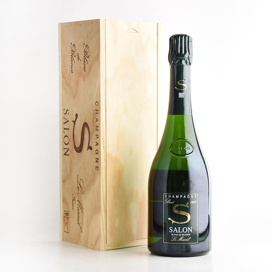 [1997] サロンブラン・ド・ブランフランス / シャンパーニュ / 発泡系・シャンパン