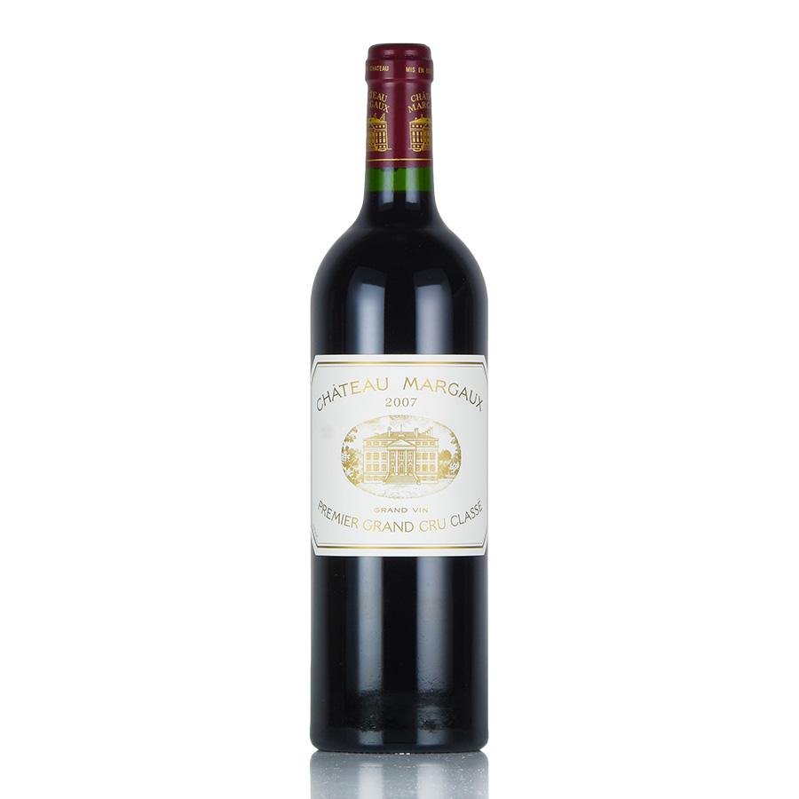 [2007] シャトー・マルゴーフランス / ボルドー / 赤ワイン