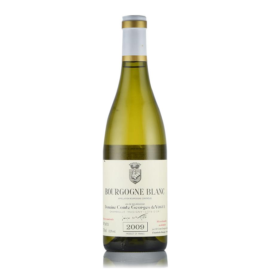 【新入荷★特別価格】[2009] コント・ジョルジュ・ド・ヴォギュエブルゴーニュ・ブランフランス / ブルゴーニュ / 白ワイン