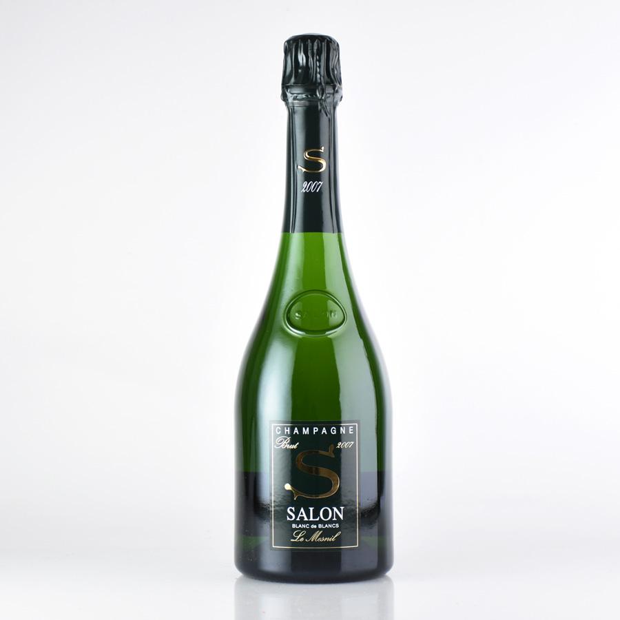 【スーパーSALE★超特価】[2007] サロンフランス / シャンパーニュ / 発泡系・シャンパン