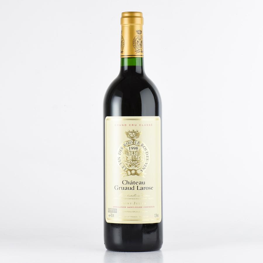 [1998] シャトー・グリュオ・ラローズフランス / ボルドー / 赤ワイン