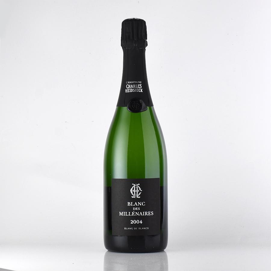 [2004] シャルル・エドシックブラン・デ・ミレネールフランス / シャンパーニュ / 発泡系・シャンパン