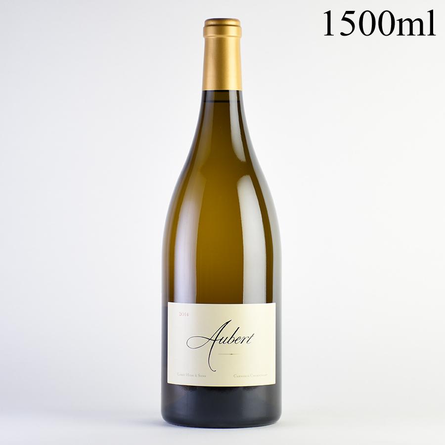 [2014] オーベールシャルドネ ラリー・ハイド&サンズ・ヴィンヤード マグナム 1500mlアメリカ / カリフォルニア / 白ワイン[のこり1本]