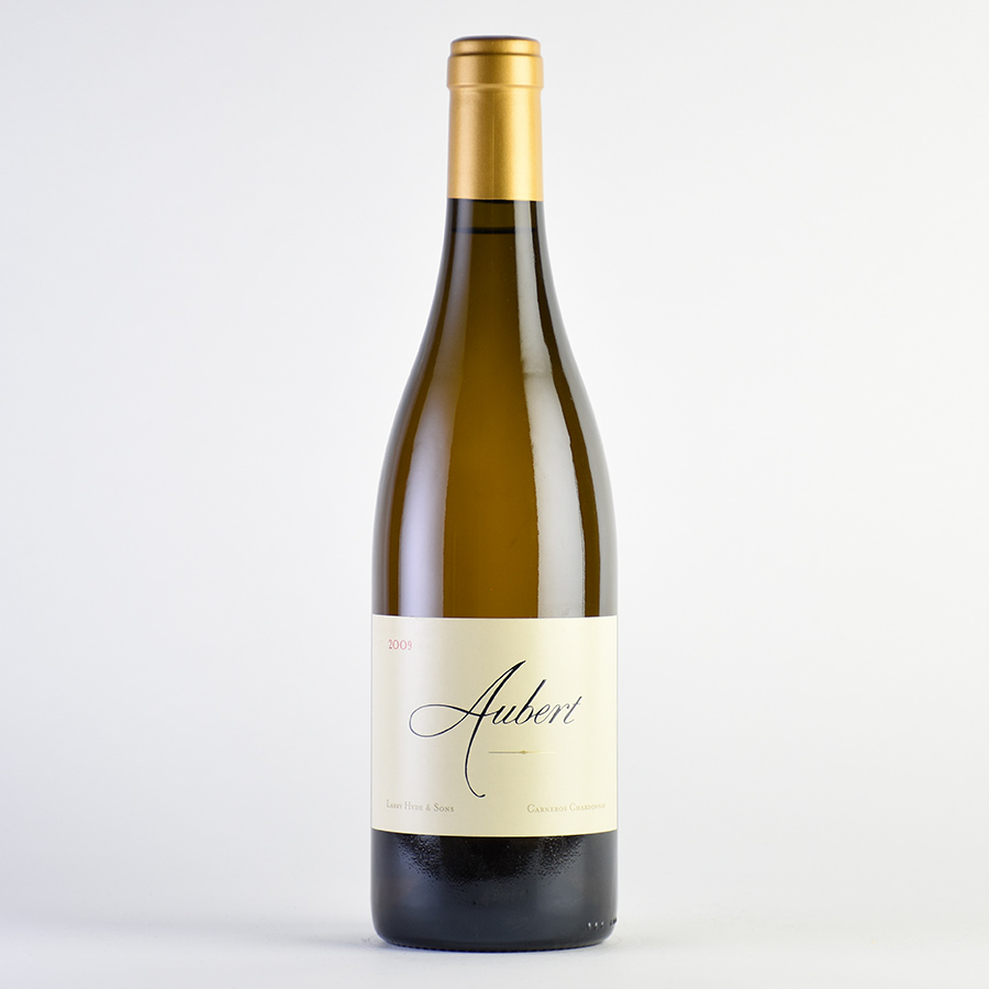 [2009] オーベールシャルドネ ラリー・ハイド&サンズ・ヴィンヤードアメリカ / カリフォルニア / 白ワイン[のこり1本]