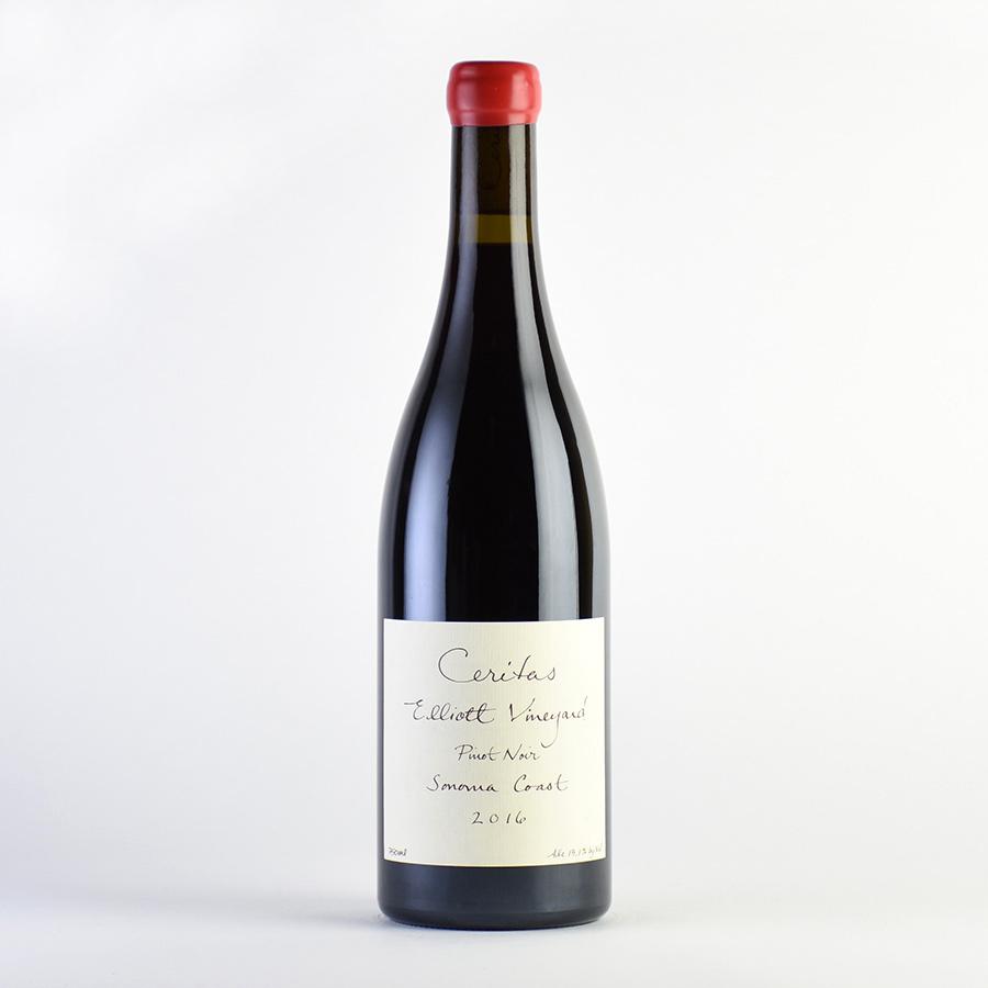 【新入荷★特別価格】[2016] セリタスピノ・ノワール エリオット・ヴィンヤードアメリカ / カリフォルニア / 赤ワイン