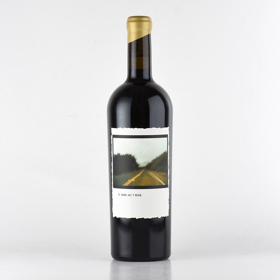 [2015] シン・クア・ノンル・シュマン・ヴェール・レレジー グルナッシュアメリカ / カリフォルニア / 赤ワイン