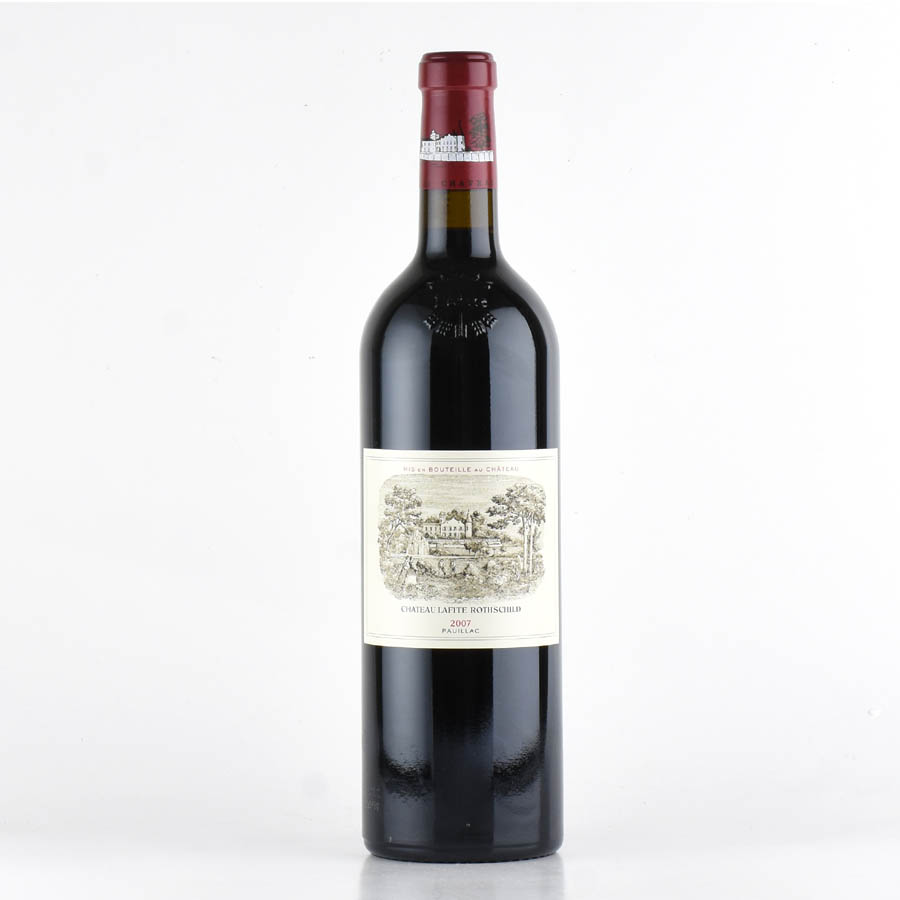 [2007] シャトー・ラフィット・ロートシルトフランス / ボルドー / 赤ワイン