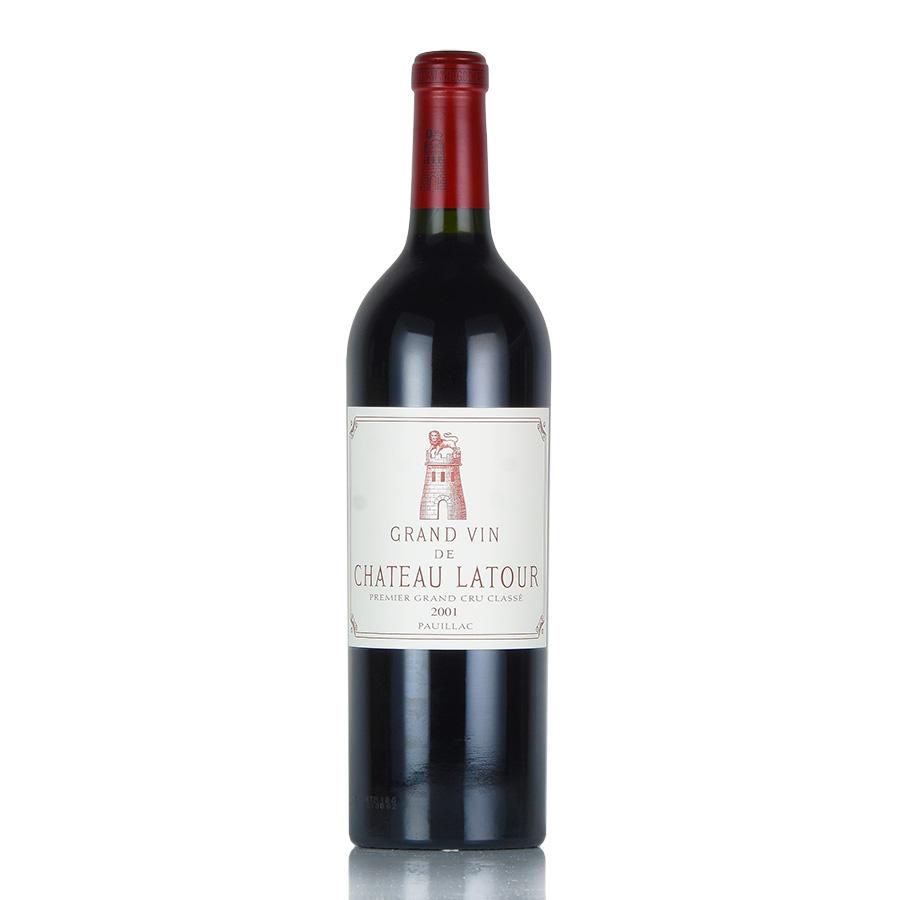 [2001] シャトー・ラトゥールフランス / ボルドー / 赤ワイン