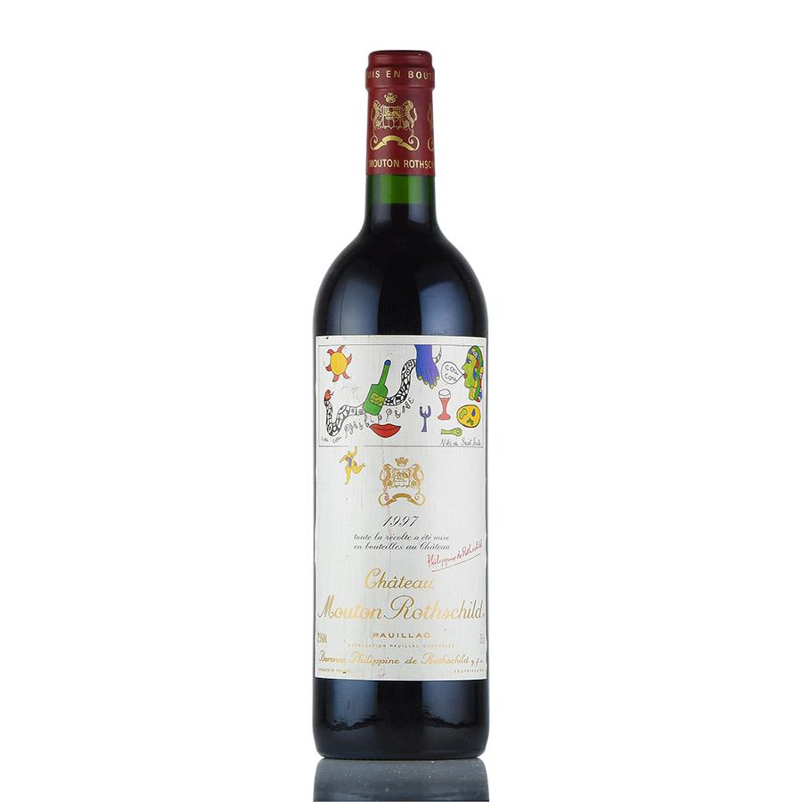 [1997] シャトー・ムートン・ロートシルトフランス / ボルドー / 赤ワイン