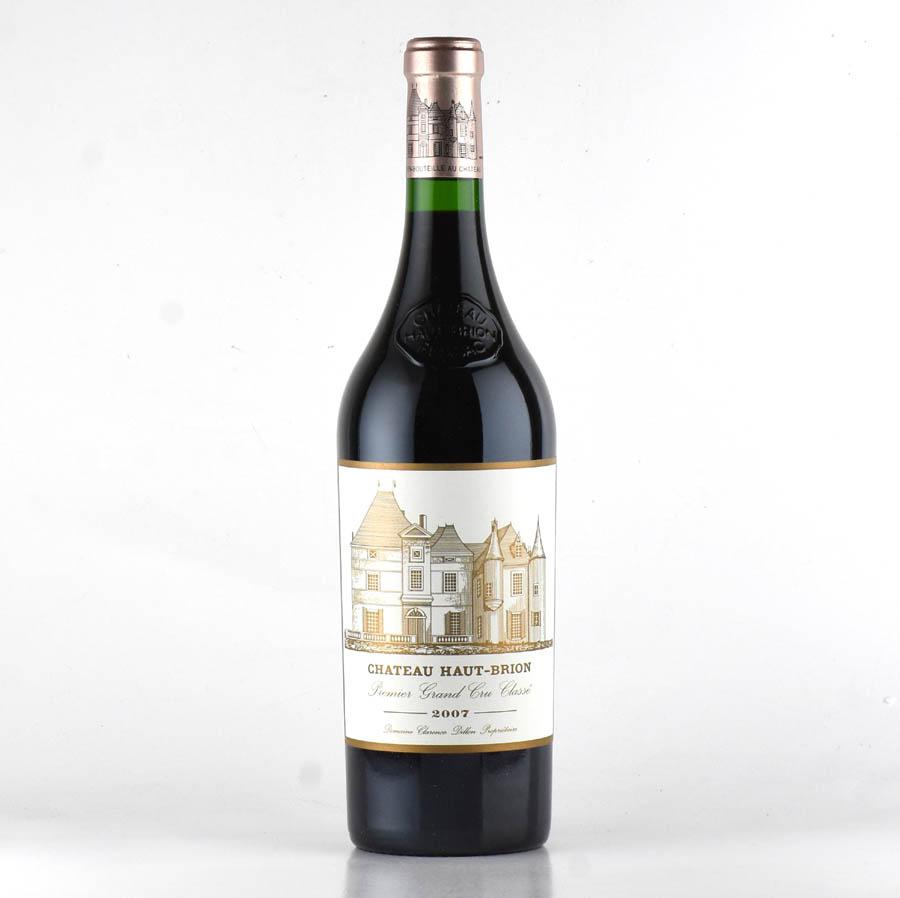 [2007] シャトー・オー・ブリオンフランス / ボルドー / 赤ワイン