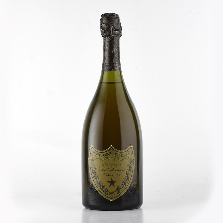 [1976] ドン・ペリニヨンヴィンテージフランス / シャンパーニュ / 発泡系・シャンパン[のこり1本]