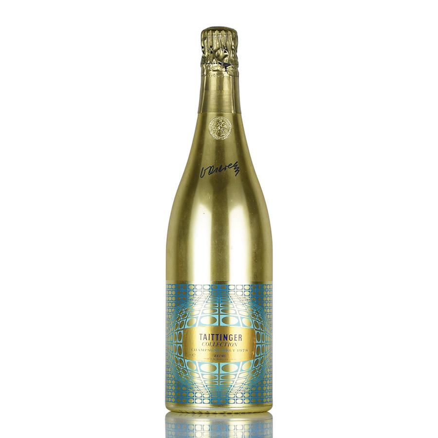 【新入荷★特別価格】[1978] テタンジェコレクションフランス / シャンパーニュ / 発泡系・シャンパン