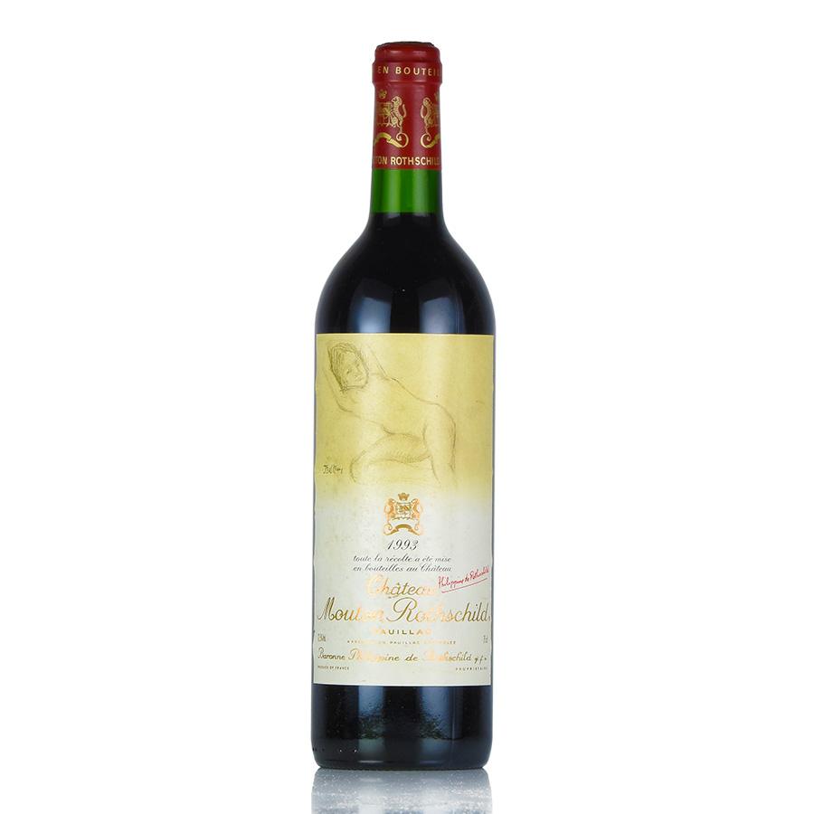 [1993] シャトー・ムートン・ロートシルトフランス / ボルドー / 赤ワイン