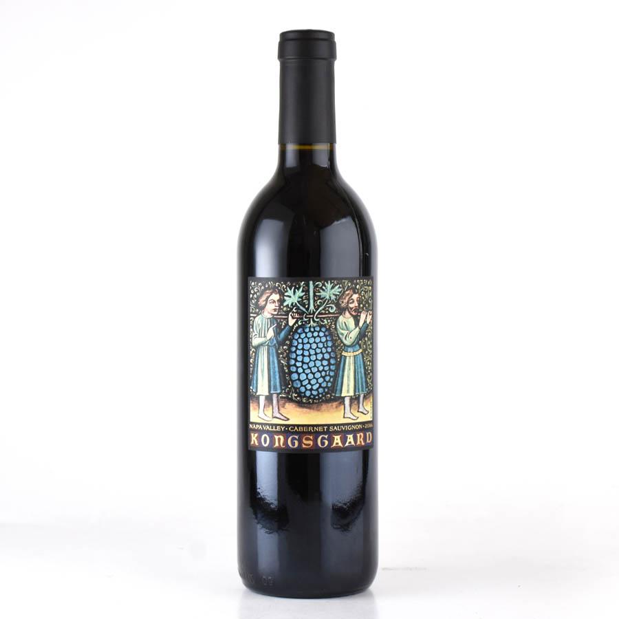 [2016] コングスガードカベルネ・ソーヴィニヨン【正規品】アメリカ / カリフォルニア / 赤ワイン