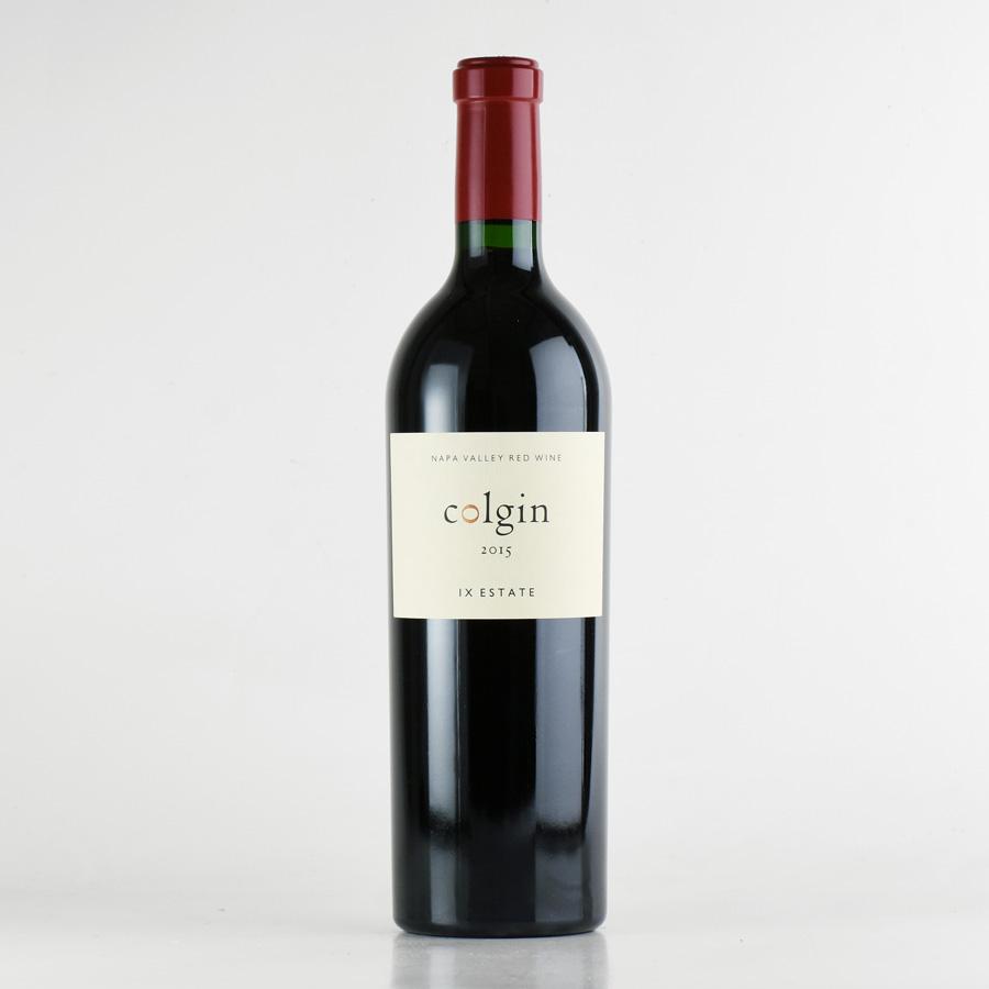 2015 コルギンナンバー・ナイン・エステート【正規品】アメリカ / カリフォルニア / 赤ワイン